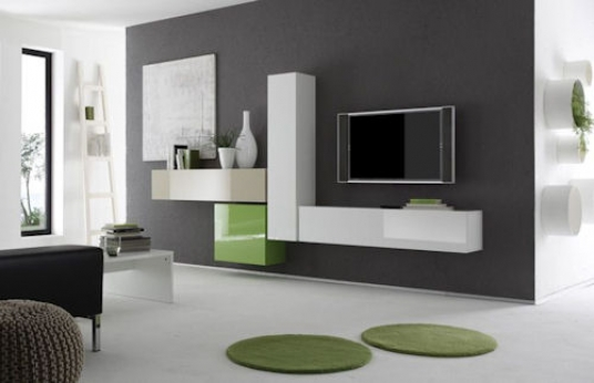 modern televizn st ny tv st ny do ob v ku t. Black Bedroom Furniture Sets. Home Design Ideas